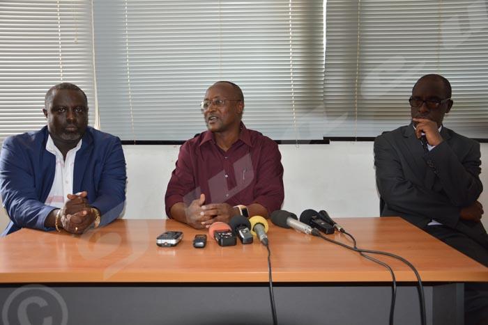 Gaston Sindimwo : «Nous restons la main tendue, il faut un geste de la part des responsables des médias fermés»