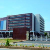 Les bureaux du ministère des Finances à Bujumbura