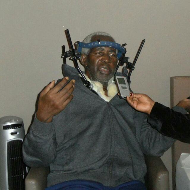 Pierre Claver Mbonimpa: «Ma place se trouve au Burundi.»