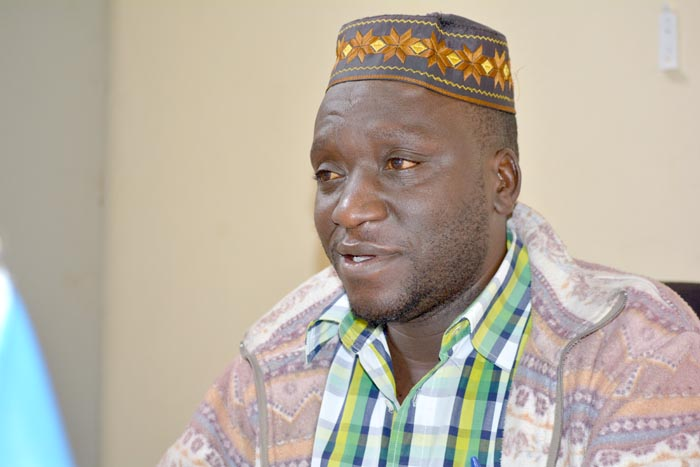 Abdallah Hassan, gouverneur de la province Ruyigi