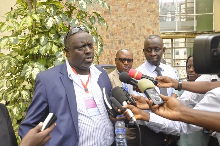 Antoine Kaburahe :« Je serai toujours disponible chaque fois que la justice aura besoin de moi »