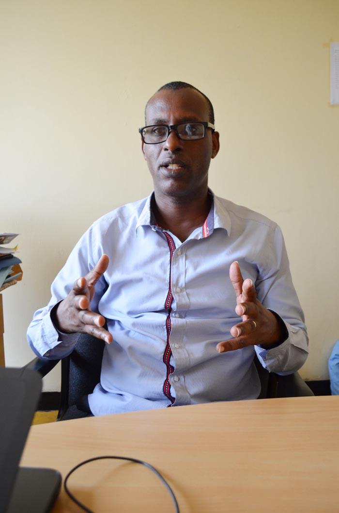 Charles Rugerinyange : « Il doit chercher d'autres partenaires financiers. »