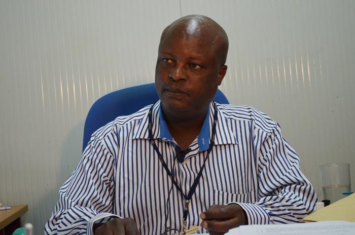 Philbert Mundanda consomme lui aussi le miel de l'APRN/BEPB