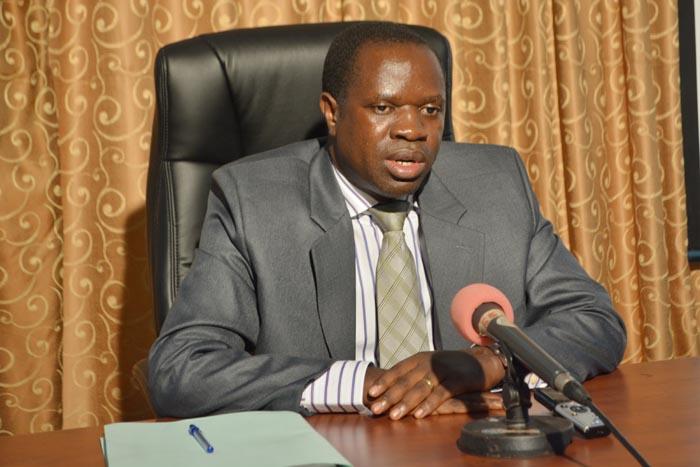 Dr Ephrem Niyongabo, expert conseiller de direction la BRB.