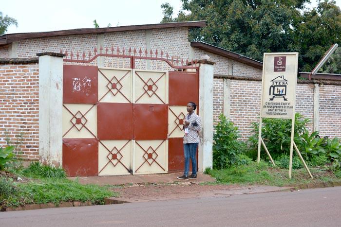 Siège d'Iteka Microfinance