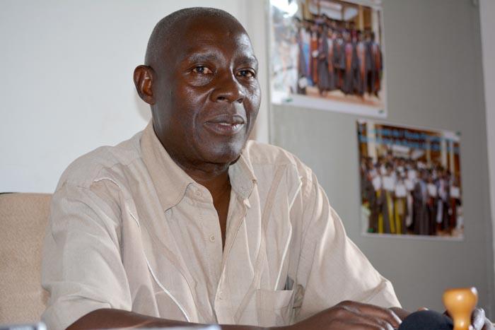 Pierre Rwabiguma