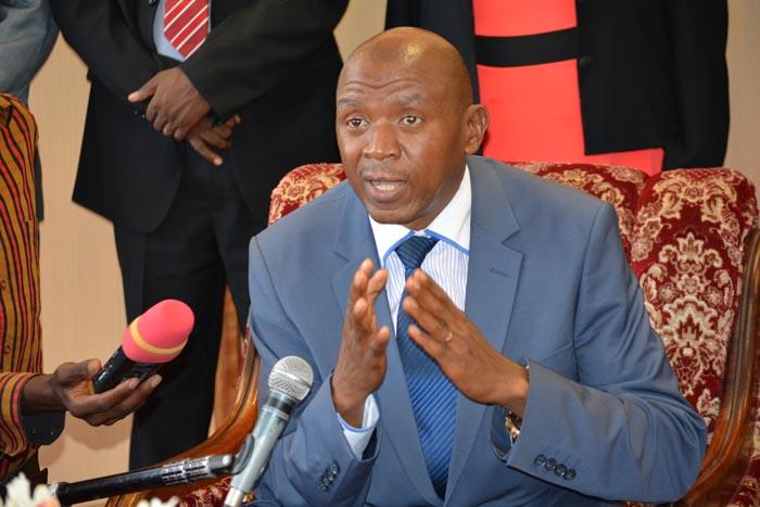 Pour Agathon Rwasa, si on devrait tolérer que des Burundais se retrouvent sans vies, jonchant dans les rues ici et là et qu'on se taise, ça serait être complice d'un mal qui risque de miner notre société. »
