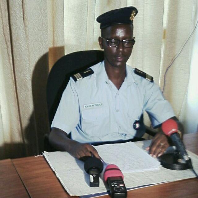 Moïse Nkurunziza, porte-parole adjoint de la police: « Les forces de l'ordre ont mené des opérations forcées sur renseignement des populations»