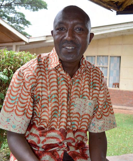 Pierre-Claver Nduwumwami : « Le théâtre répond à un besoin de la communauté. »