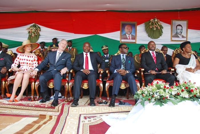 La Belgique et le Burundi sont liés par une histoire indestructible, des relations qui ont eu des hauts et des bas mais qui sont marquées par une très solide amitié.