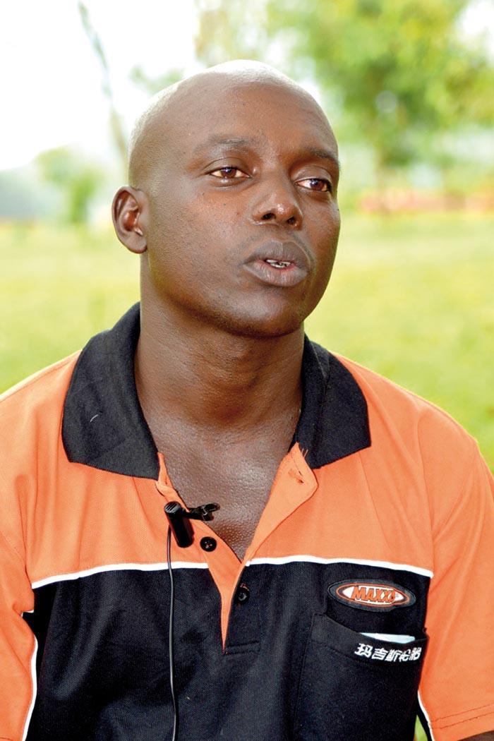 Gédéon Ntakarutimana