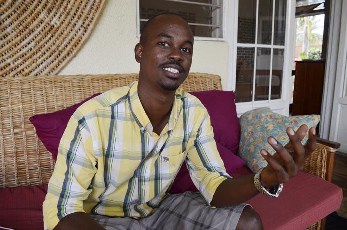 Bigirimana Ngabire : « c'est un grand penseur qui se donne tout pour concrétiser ses idées. »