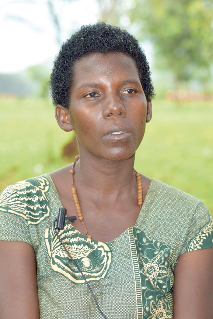 Pascasie Nininahazwe