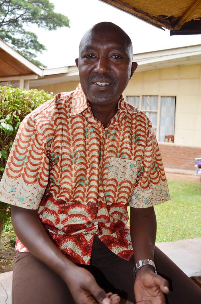 M. Nduwimana : « Il faut qu'il crée une synergie entre ses activités. »