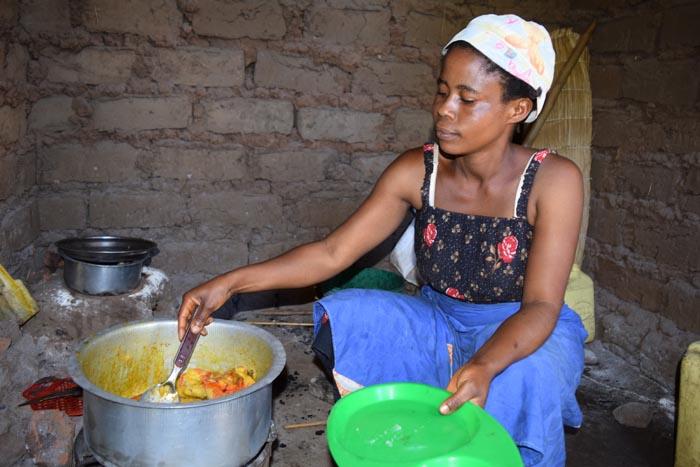 Aline Nsabiyumva : «  il ne faut jamais se résigner.»
