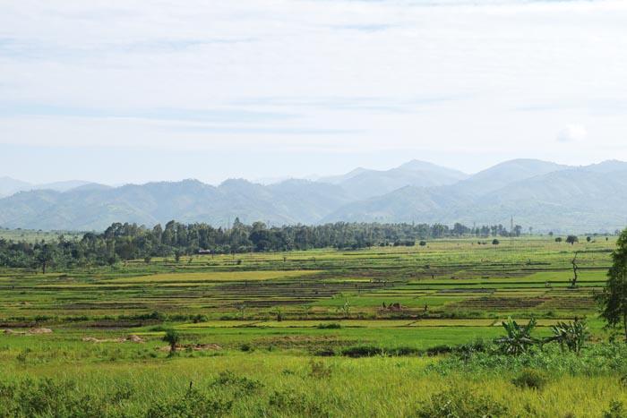 Rugombo, la commune verte.