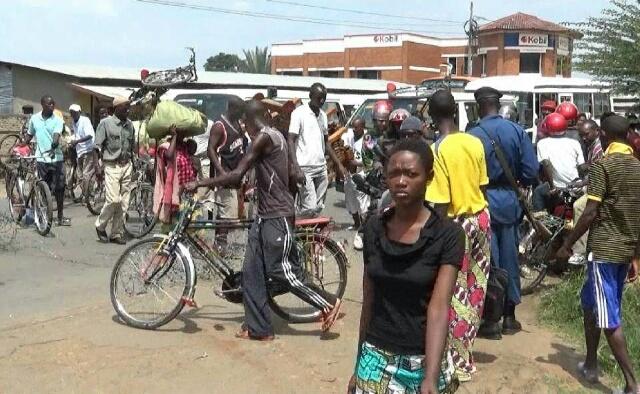Panique générale dans l'après-midi de ce mercredi à Mutakura