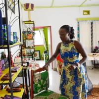 Ange Muyubira: « Je veux valoriser notre artisanat »