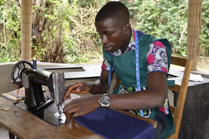 Pour M. Sabushimike le business d'Ange continuera à fleurir parce que les produits proposés sont de qualité.