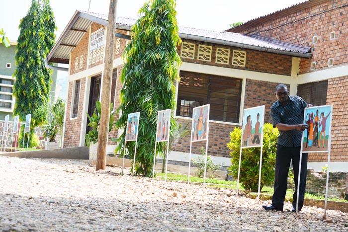 Frère Hyppolite Manirakiza:«La plupart des Burundais pensent qu'une maladie mentale est causée par les mauvais esprits et les fétiches.»