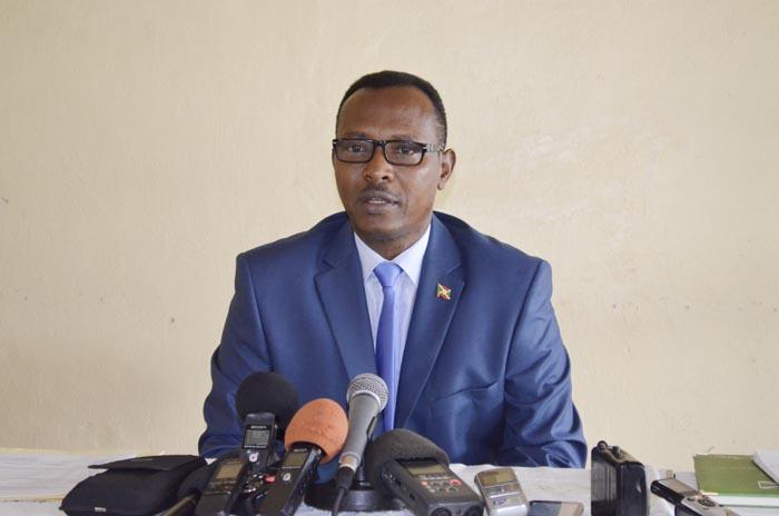 Freddy Mbonimpa : « La mairie est au courant de toutes ces difficultés. »