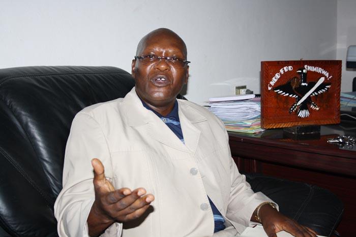 Pour Gélase Ndabirabe, c'est un honneur pour le Burundi et les Burundais.