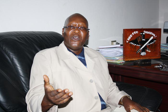 Gélase Ndabirabe : « Si réellement la correspondance est authentique, ceux qui l'ont écrite ne savent pas réellement ce qu'ils disent. »