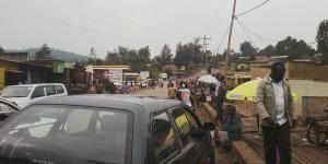 Au chef-lieu de la province Kirundo