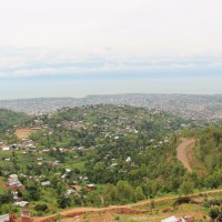 Kanyosha, voisine d'en-dessus de la Mairie de Bujumbura