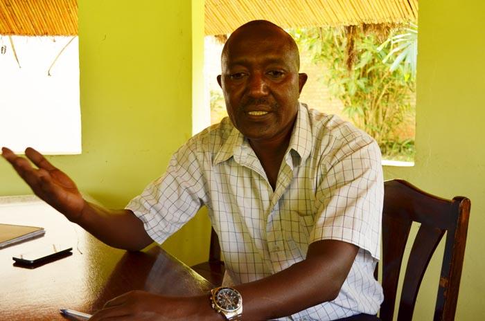 « prendre un risque, c'est la caractéristique même d'un entrepreneur », souligne Pierre-claver Nduwumwami, DG de la BBIN