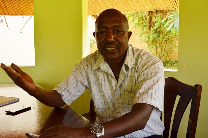 Ange fait en sorte que chaque employé se sente appartenir à une famille, dixit M. Nduwimana.