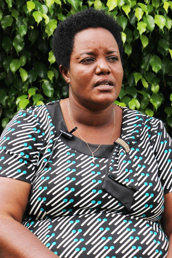 Suzanne Nzoyisenga