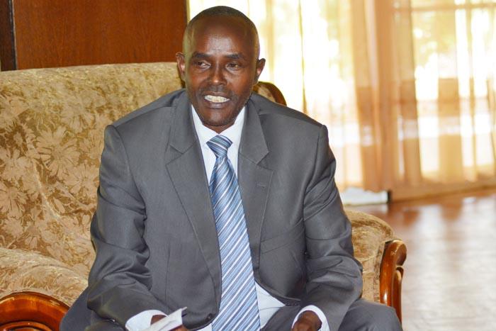 Tatien Sibomana:«La solution à la crise actuelle ne viendra pas de ce dialogue. Les conclusions seront taillées à la mesure du parti au pouvoir.»
