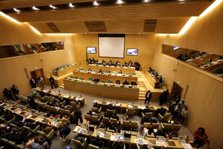 Lors du 26ème sommet de l'UA à Addis