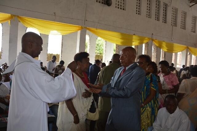 Abbé Adrien Ntabona: «Je demande humblement à ceux qui pensent tuer que la voie du dialogue inclusif est la meilleure»