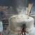 Préparation de la pâte dans la cuisine du Lycée  Notre Dame de la Sagesse