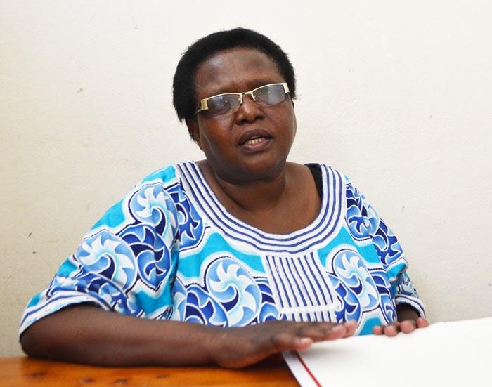 Clotilde Nzeyimana