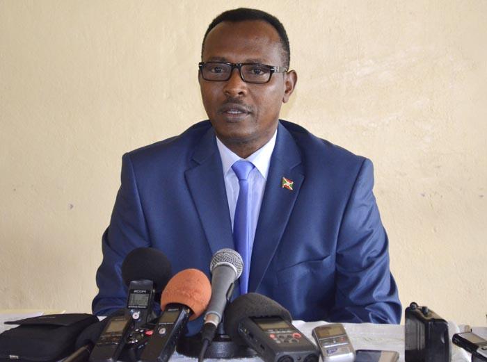 Freddy Mbonimpa : « Les chefs de quartier doivent contrôler les ménages pour mieux identifier les habitants.»