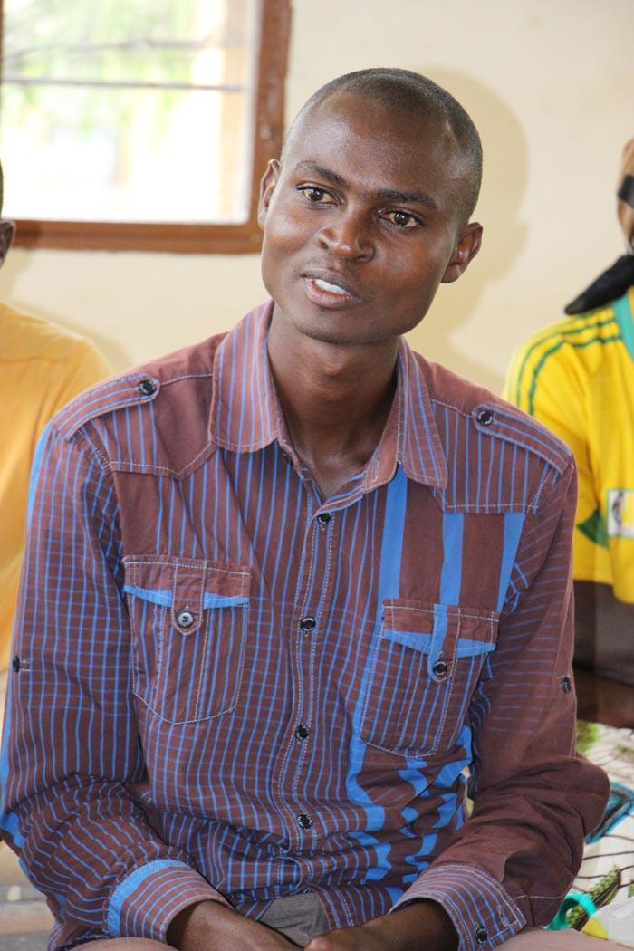 Léonard Ndayizeye