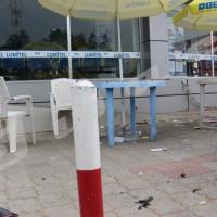 Mercredi, 03 février 2016 - 2 grenades ont explosé en pleine ville de Bujumbura, sur le boulevard Partrice Lumumba devant la maison de téléphonie, Lumitel. Des blessés se font soigner à la clinique Prince Louis Rwagasore ©A.U/Iwacu