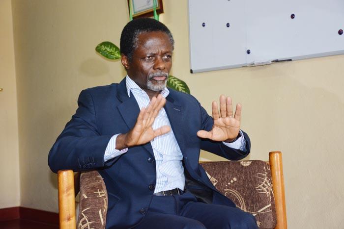 Parfait Onanga Anyanga, le nouveau représentant des Nations unies en Centrafrique, tente de redorer l'image de la Minusca.