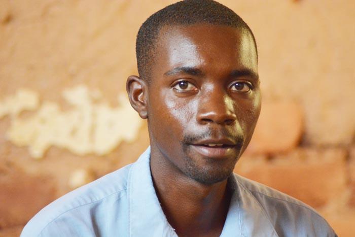 Pontien Harerimana : « Il ne faut jamais lâcher ses rêves.»