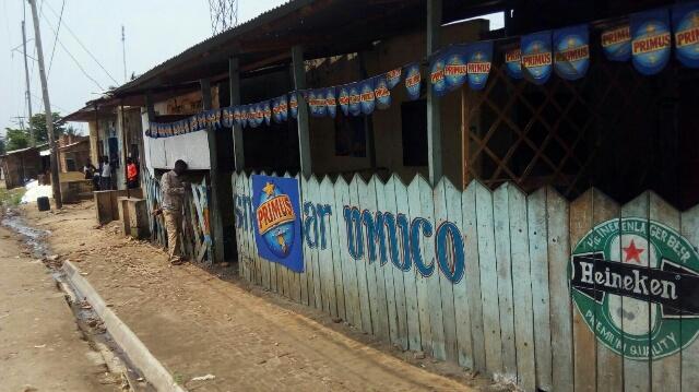 Le snack bar Umuco attaqué à la grenade