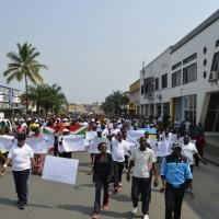 Mairie de Bujumbura : des milliers de manifestants contre le président Kagame