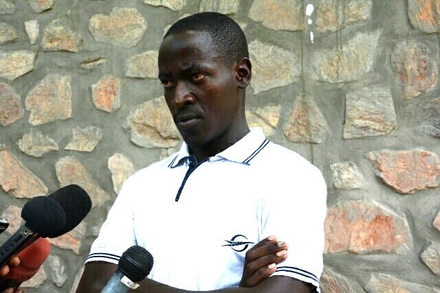 Caporal Cyprien Rucyahintare: « Le gouvernement rwandais est au courant de ces entraînements militaires.»