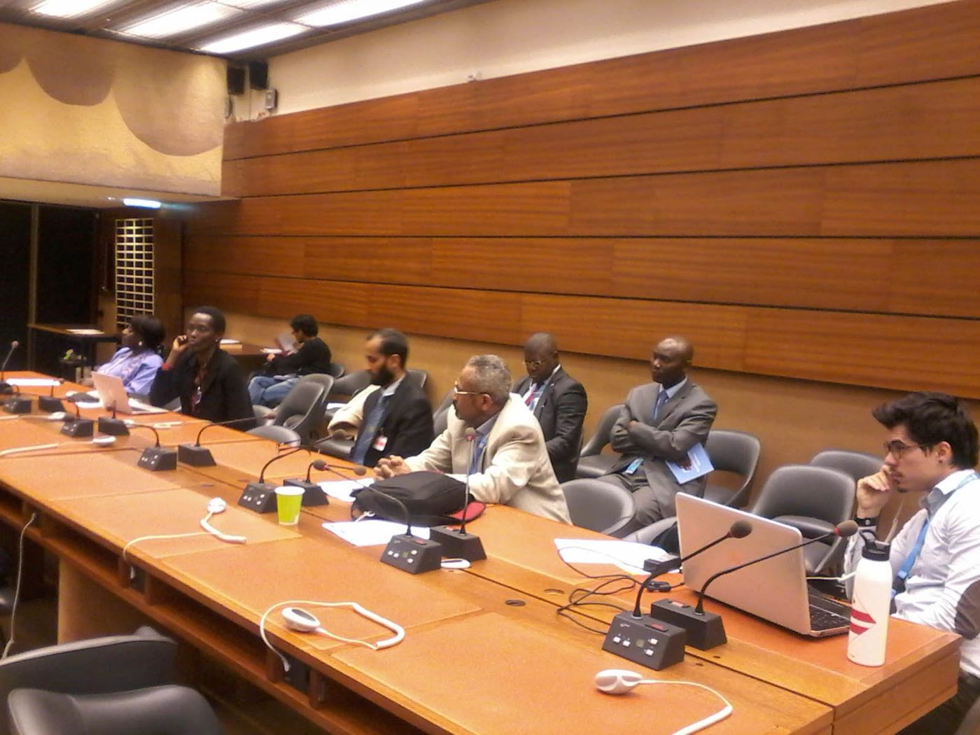 Au Palais des Nations à Genève, la question des droits de l'homme au Burundi au centre des débats