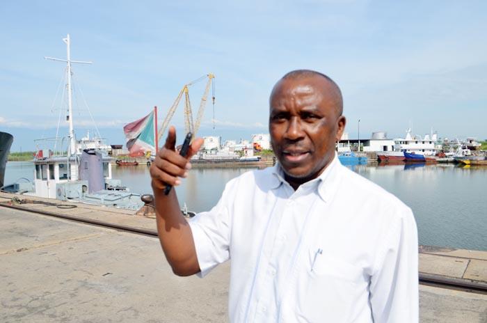 Bonaventure SINZOBAKWIRA: «GPSB travaille dans la légalité.»