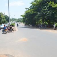 Les motards des quartiers nord de la capitale sont interdits de traverser le pont Ntahangwa-Nord sur le Boulevard du 28 Novembre, depuis le 15 février.