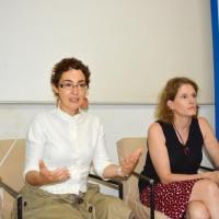 Stéphanie Soleansky: «la femme et la francophonie seront à l'honneur le mois de mars»