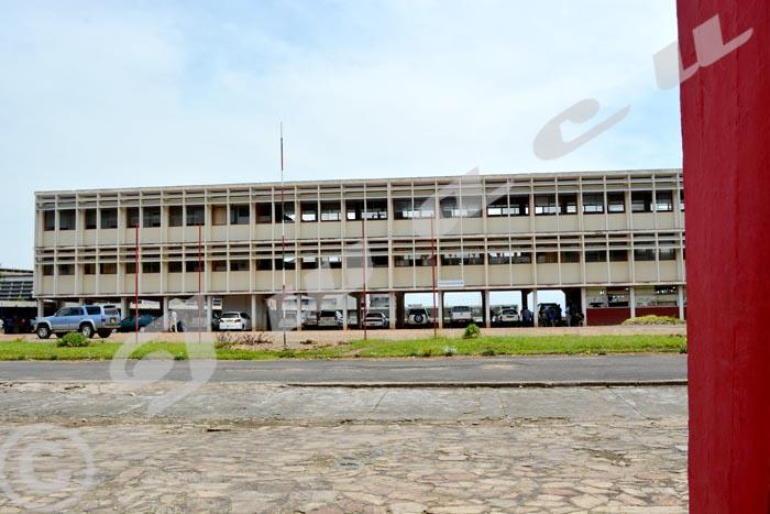 Les étudiants de département TICs Bac3 sont sommés de vider les résidences universitaires.